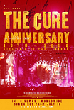 Palco Cinemark - The Cure: Live in Hyde Park